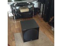 Pioneer amp +Dali Zensor + Dali sub E-12F speakerX4