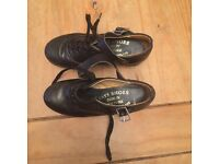 Fay's Irish Dancing Heavy Shoes Size 11