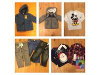 **16 items**12-24mnths**All brand new**£30**