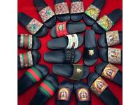 Gucci slides all designs and size's