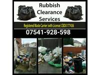 Rubbish Removal, Waste Clearance Collection Removal Skips