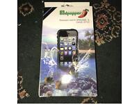 iPhone 5 underwater case