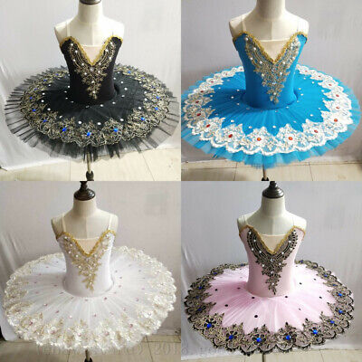Klassische Kinder professionelle Ballett-Ballettröckchen Kostüm Tanzabnutzung - Professionelle Tanz Kostüm Kinder