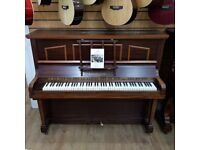 B Squire Upright Piano + Free May 2018 Piano & Guitar Auction Catalogue By Sherwood Phoenix