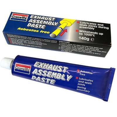 Granville Exhaust Assembly Paste Lubricates and Seals Joints 140g Tube