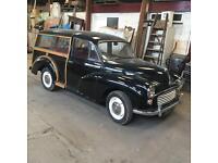 Morris minor 1960