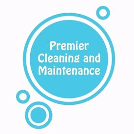 Premier Cleaning and Maintenance Domestic and Commercial Cleaners