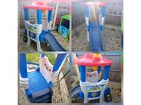 Paw Patrol Look Out Tower Slide