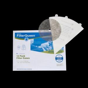 Queen Filter Cone 12 Pack