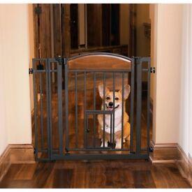 New Carlson Pet Products Design Studio Home Decor Walk Through Pet Gate