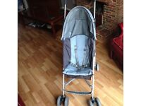 MOTHERCARE UMBRELLA FOLD STROLLER