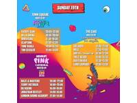 Elrow at Olympic Park. Sunday tickets for sale. Collect at venue