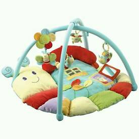 Activity Baby Playmat/Gym