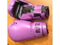 MMA Blitz girls boxing gloves (brand new)