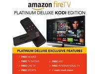 Amazon fire stick KODI FULLY LOADED sports movies box sets ppv live tv updating