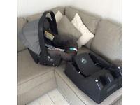 Mamas & Papas Primo Viaggio Car Seat + Isofix Base 0 - 13kg