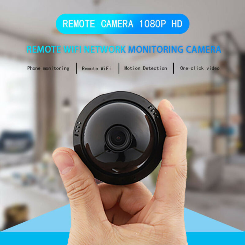 Wireless Home Security Camera Night vision Indoor/Outdoor HD