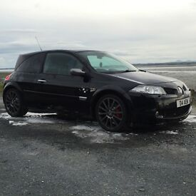Renault Megane Sport R26, with upgrades, quick car (not m3, Vxr, type r)