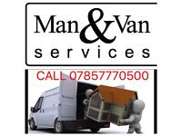 MAN AND HIS VAN FOR REMOVALS IN HULL