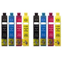8 Ink Cartridges (set) For Epson Workforce Wf-2530wf, Wf-2540wf & Wf-2750dwf - ink frog - ebay.co.uk