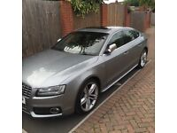Audi s5 3ltr auto. Metallic grey excellent condition