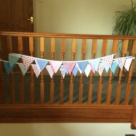 Home-made Bunting