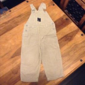 Next dungarees age 3