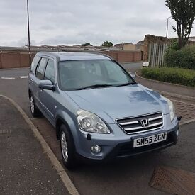 Honda crv 2006 refurbished engine at 86000 mikes excellent condition