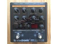 TC Electronic NOVA DRIVE NDR-1 Analog Overdrive - Distortion