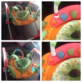Jumperoo Mothercare jumping entertainer