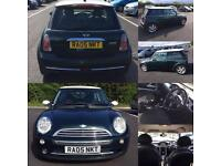 2005 Green Mini Cooper 1.6 Petrol
