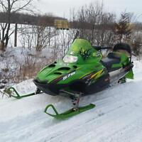 2003 arctic cat Z570
