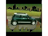 MINI COOPER, LONG MOT, SWAP OR SALE