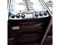 #7570 Graded Zanussi 55 Cm Gas Cooker ( Manufacture Warranty )