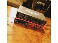 Edirol Firewire Audiocapture FA-101 Soundcard / Alesis Trigger IO