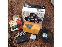 Car audio pack