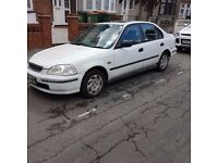 Honda Civic with good engine, reliable and good runner- for sale