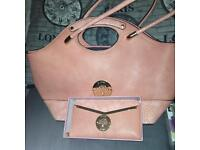 Matching Mulberry bag and purse
