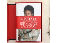 You are not alone Michael - Through a Brothers eyes. - Jermaine Jackson.(Signed Limited Edition).