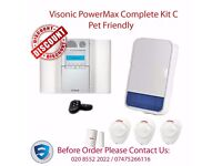 Visonic PowerMax Complete Kit C- Pet Friendly