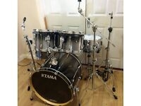 Fully Refurbished Tama Superstar Drum Kit // Free Local Delivery