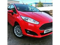 Ford Fiesta 1.0 EcoBoost Titanium (s/s) 5dr, Excellent & smooth Runner