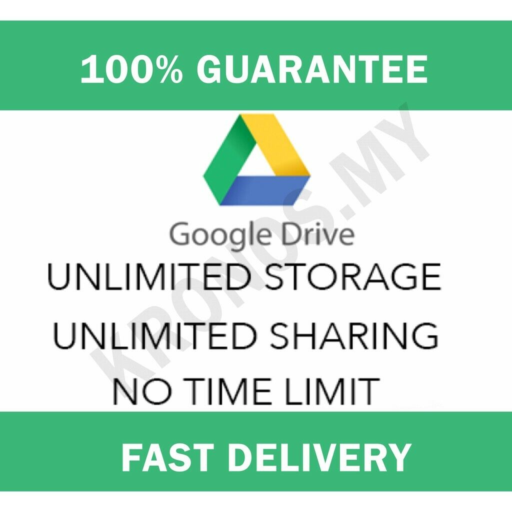 G Suite 1 user Unlimited