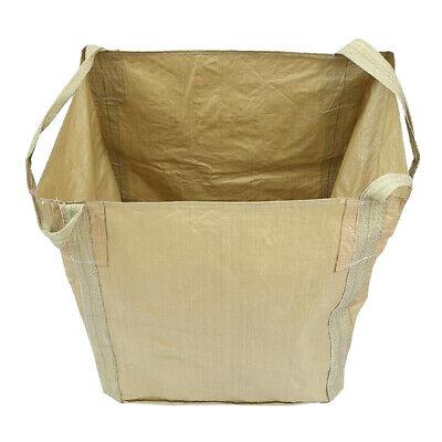 FIBC Polypropylene Bulk Bag 2.5 Ton Bag FIBC Bulk Bags Industrial Yellow