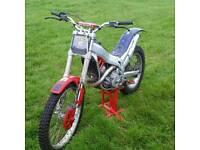 1995 beta techno trials bike