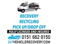 24/7 CHEAP CAR RECOVERY - BREAKDOWN - JUMP START - DELIVERY