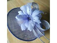 Lilac hat/fascinator