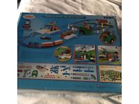 THOMAS AND THE TANK ENGINE AND KRANKY KRANE DELUXE TRAIN SET