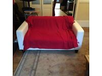 123goforit KLOBO beige 2 seater sofa from IKEA 35 o.n.o.
