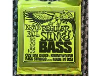 Guitar Strings For Sale Ernieball Bass D'Addario
